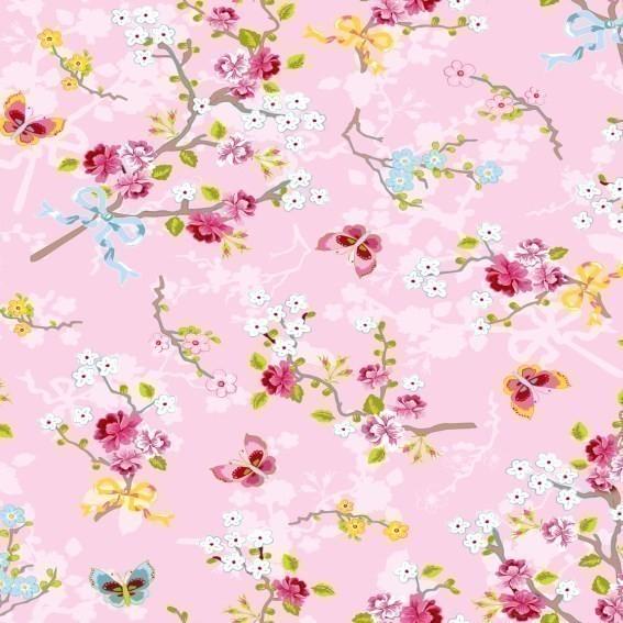 Eijffinger Tapete Kollektion PIPSTUDIO4 375072 Blumen-Muster & Motive
