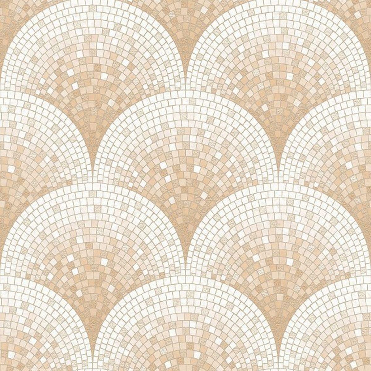 DesignID Vliestapete Erstklassige Wandbekleidung BA220043 Braun Steintapete