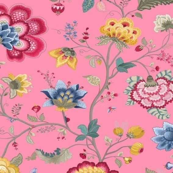 Eijffinger Tapete Kollektion PIPSTUDIO3 341031 Blumen-Muster & Motive