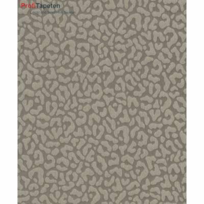 Rasch Textil Cassata | 077444 | Vliestapete Muster & Motive | 0.53 m x 10.05 m | Braun