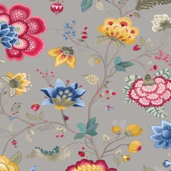 Eijffinger Tapete Kollektion PIPSTUDIO3 341039 Blumen-Muster & Motive