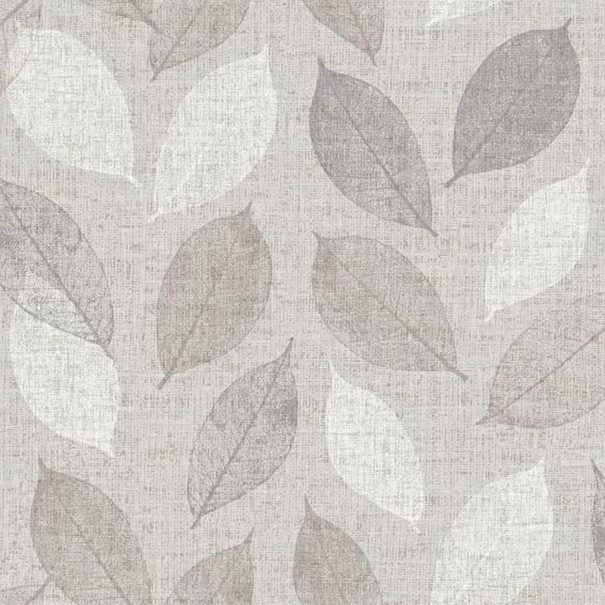 Best of Arthouse Vliestapete Prächtiges Design 906702 Grau Blumentapete