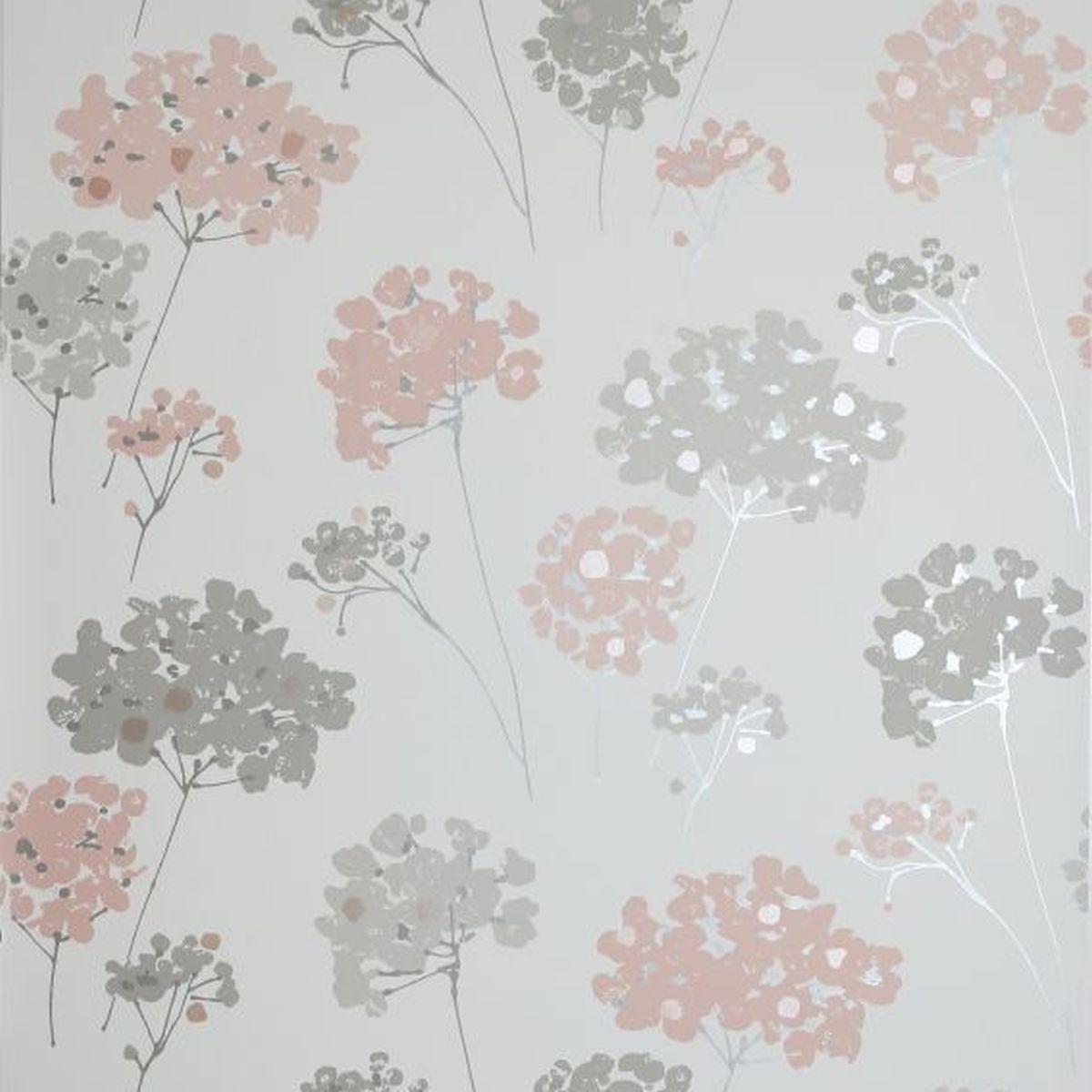 Best of Arthouse Vliestapete Ausgezeichnete Vliestapete 907501 Grau Blumentapete