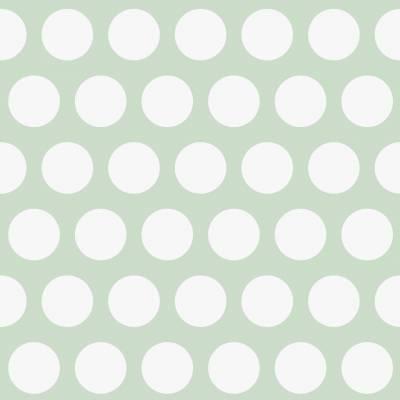 Rasch Textil Everybody Bonjour | 128711 | Vliestapete Muster & Motive | 0.53 m x 10.05 m | Grün