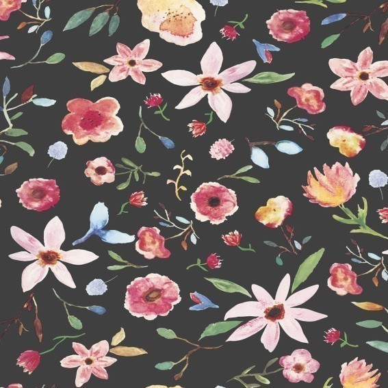 Eijffinger Tapete Kollektion RICEII 383522 Blumen-Muster & Motive