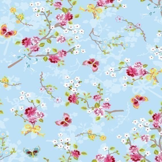 Eijffinger Tapete Kollektion PIPSTUDIO4 375071 Blumen-Muster & Motive