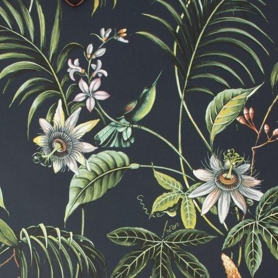 Vliestapete von Graham and Brown 'Paradise' 106976  Blumen