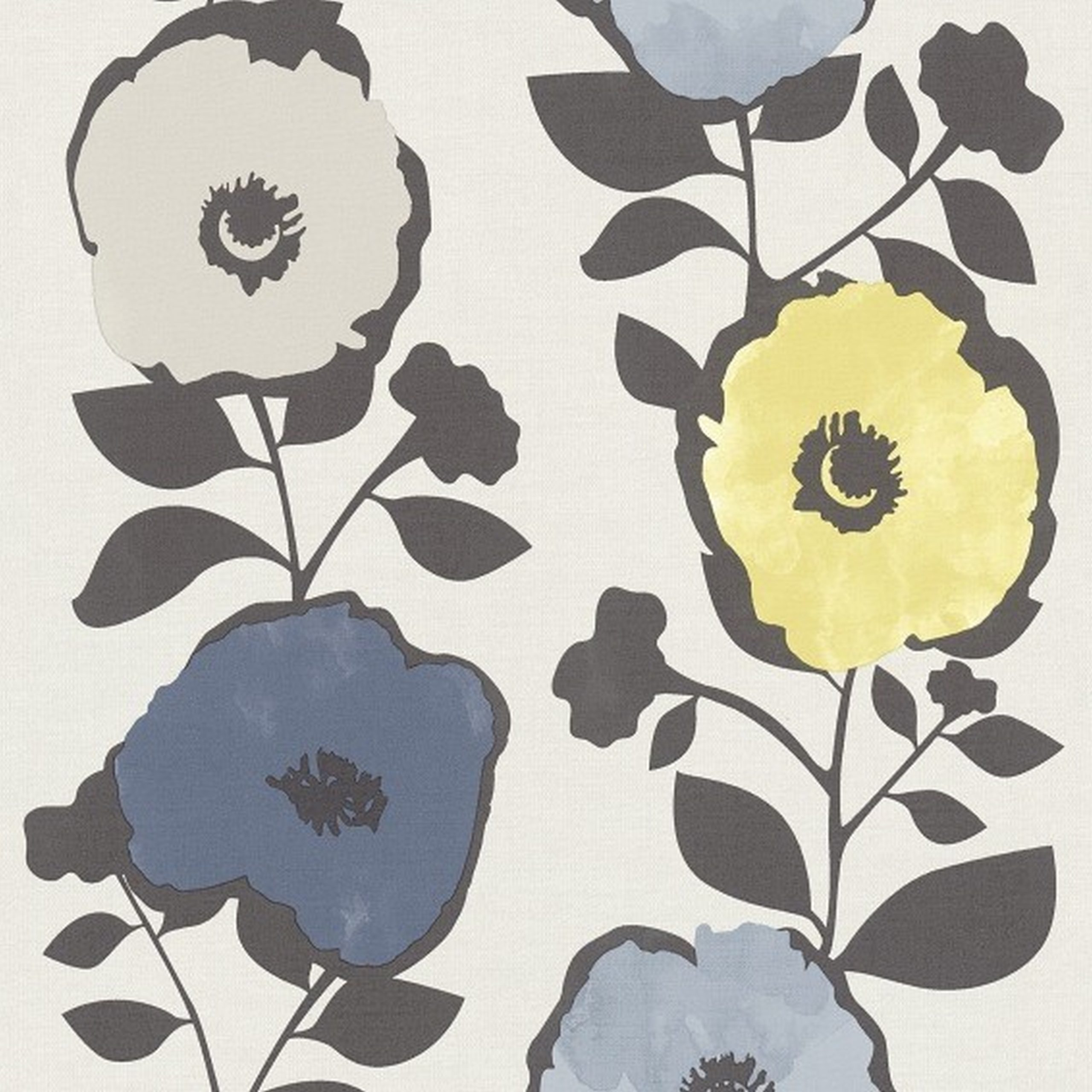 A.S. Creation Tapete Kollektion Scandinavian 2 367241 Blumen