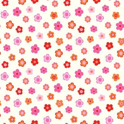 Rasch Textil Everybody Bonjour   138725   Vliestapete Muster & Motive   0.53 m x 10.05 m   Bunt