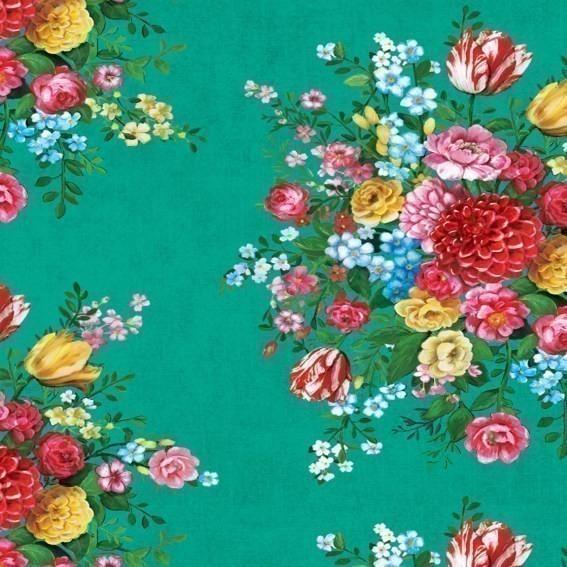 Eijffinger Tapete Kollektion PIPSTUDIO3 341046 Blumen-Muster & Motive