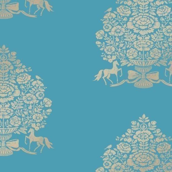Eijffinger Tapete Kollektion PIPSTUDIO3 341052 Blumen-Muster & Motive