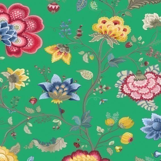 Eijffinger Tapete Kollektion PIPSTUDIO3 341036 Blumen-Muster & Motive