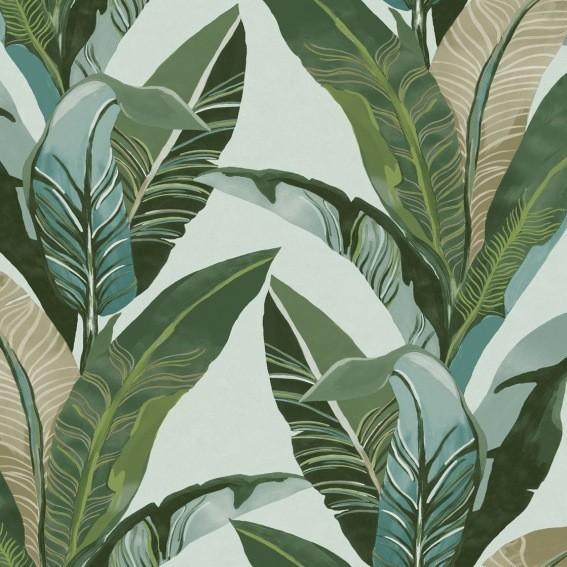 Eijffinger Tapete Kollektion VIVID 384502 Blumen-Muster & Motive