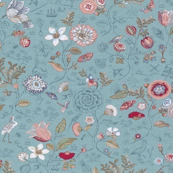 Eijffinger Tapete Kollektion PIPSTUDIO4 375003 Blumen-Muster & Motive