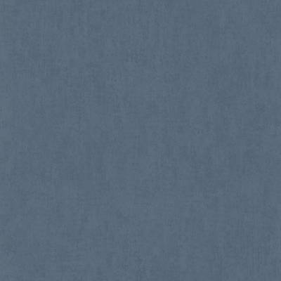 Rasch Bambino XVII | 247480 | Papiertapete Einfarbig | 0.53 m x 10.05 m | Blau