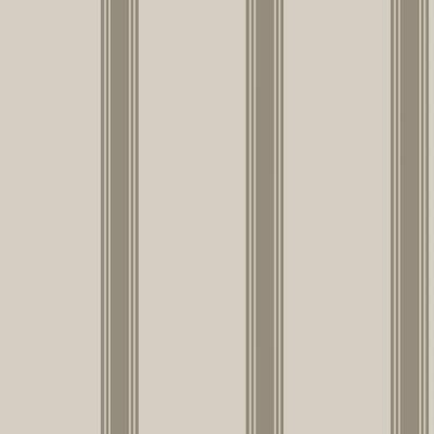Rasch Textil Lipari | 329741 | Vliestapete Streifen | 0.53 m x 10.05 m | Braun