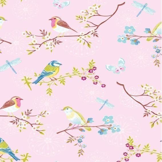 Eijffinger Tapete Kollektion PIPSTUDIO4 375082 Blumen-Muster & Motive