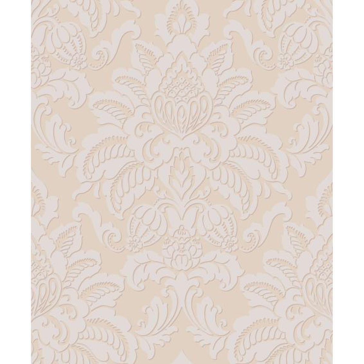 Best of Arthouse Vliestapete Qualitätsvolle Tapete 903700 Cremefarben Blumentapete