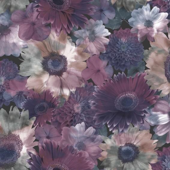 Vliestapete von Graham and Brown 'Highland' 104895  Blumen