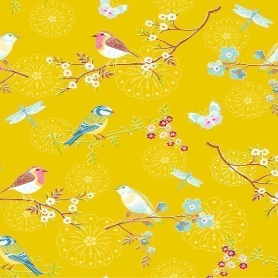 Eijffinger Tapete Kollektion PIPSTUDIO4 375083 Blumen-Muster & Motive
