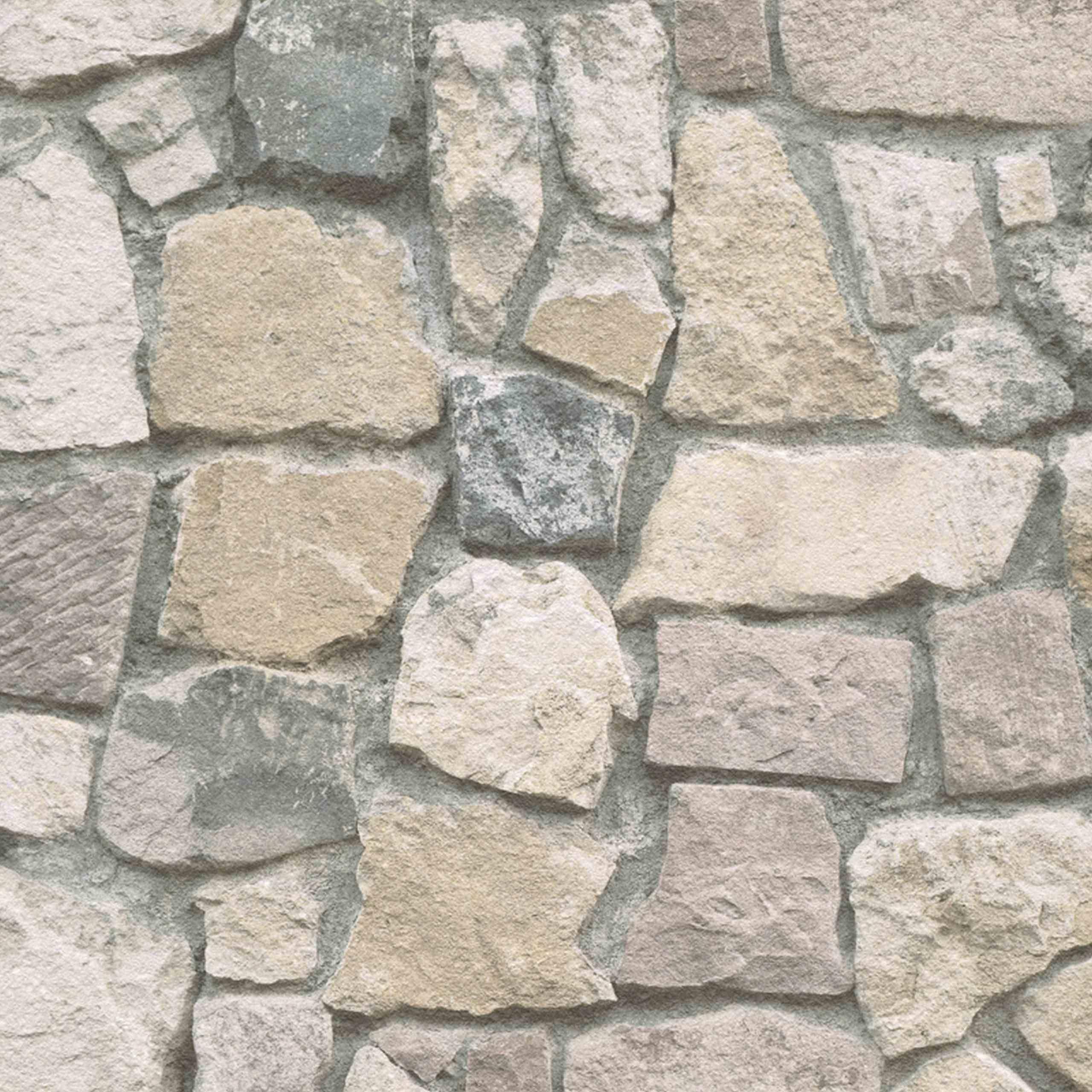 AS-Creation Kollektion Il Decoro 692412 Steinwand Maueroptik