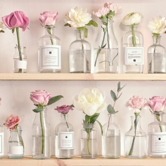 Blumen-Tapete von Graham and Brown Kids@Home 6 106373  Blumenmotive