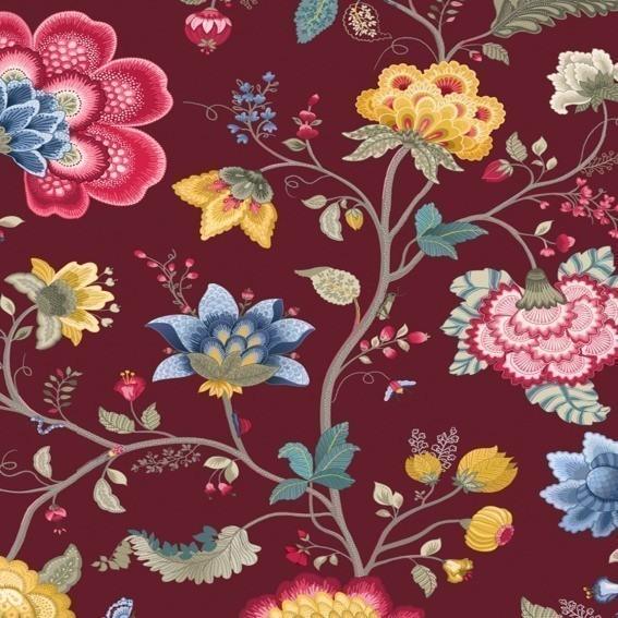 Eijffinger Tapete Kollektion PIPSTUDIO3 341033 Blumen-Muster & Motive