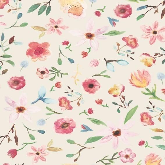 Eijffinger Tapete Kollektion RICEII 383520 Blumen-Muster & Motive