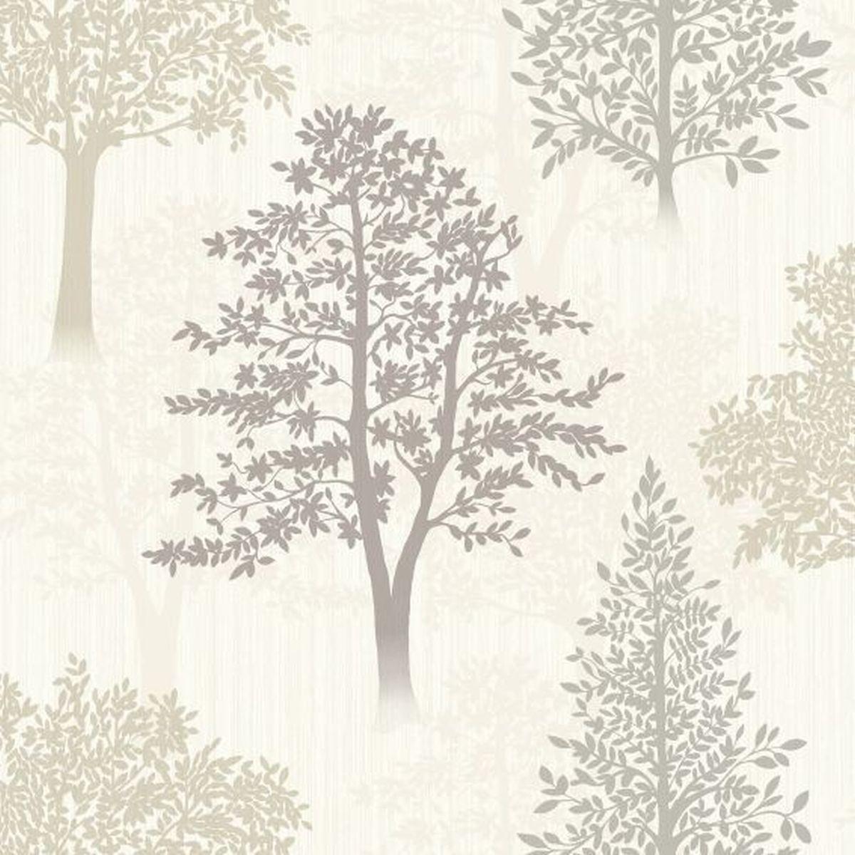 Best of Arthouse Vliestapete Ausgesuchte Designs 259002 Cremefarben Blumentapete