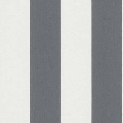 A.S. Creation Elegance 2 | 179050 | Vliestapete Streifen | 0.53 m x 10.05 m | Grau
