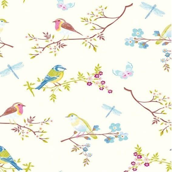 Eijffinger Tapete Kollektion PIPSTUDIO4 375080 Blumen-Muster & Motive