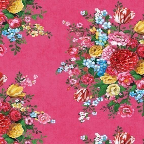 Eijffinger Tapete Kollektion PIPSTUDIO3 341041 Blumen-Muster & Motive