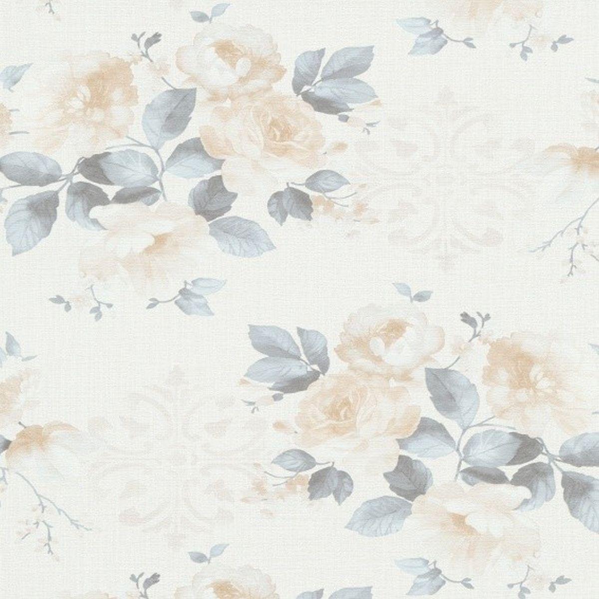 Erismann Vliestapete Kollektion Quiet Nature 635908 Blumen