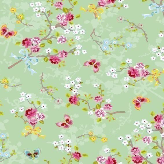 Eijffinger Tapete Kollektion PIPSTUDIO4 375073 Blumen-Muster & Motive