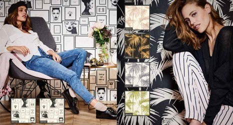 Metropolitan Stories - Trendige Tapeten und florale Tapeten aus Paris