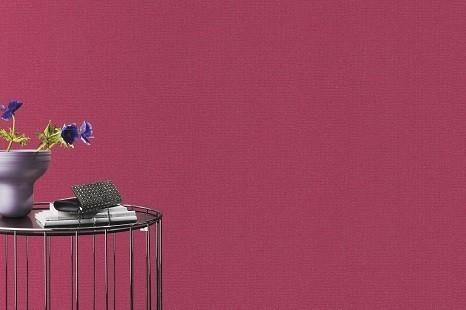 schoene uni tapete lila online bestellen