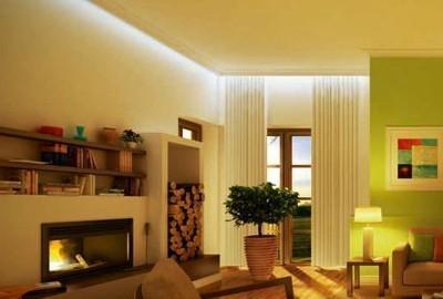 lichtleisten mit indirekter beleuchtung vld trade gmbh. Black Bedroom Furniture Sets. Home Design Ideas